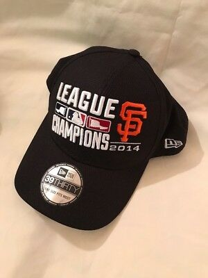 4df4478c7d7 San Francisco Giants New Era 2014 National League Champions Locker Room  39THIRTY