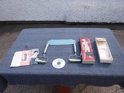 Vintage Herbert Terry  Terry's Slimming  Apparatus Physical Exerciser. Boxed.