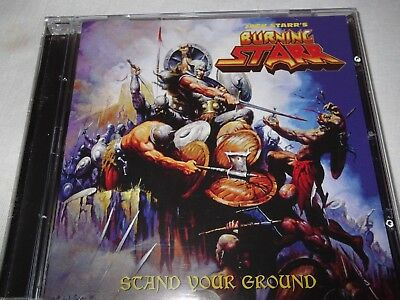 Jack Starr`s Burning Starr .stand Your Ground.2017.cd .
