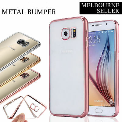 Galaxy S8 / S8 Plus Case, Jelly Thin Crystal CLEAR Soft Gel Cover for Samsung