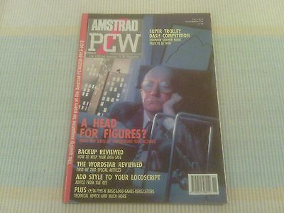 Amstrad PCW The Official Amstrad PCW Magazine