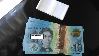 AUSTRALIA NEW $10 Dollars 2017 $10 UNC Banknote  Lowe/Fraser 1 x