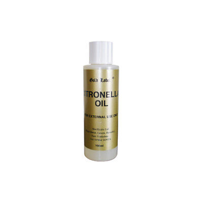 Gold Label Citronella Oil - 100ml