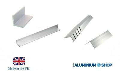 Aluminium Angle - Multi Listing - All sizes and lengths