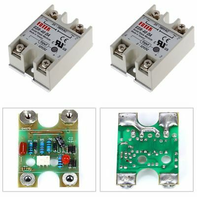 AC/DC To The Load Electronic Solid State Relay Power Semiconductor Devices