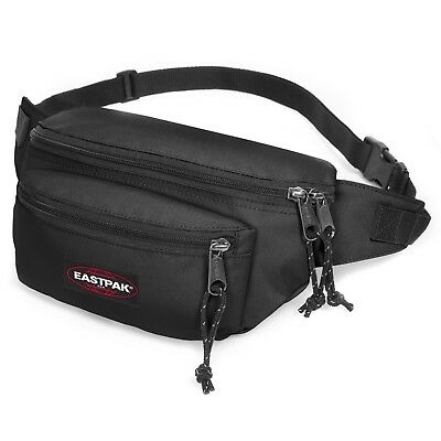 Eastpak EK073 Doggy Bag 008 Black Mini Bag Gürteltasche Bauchtasche