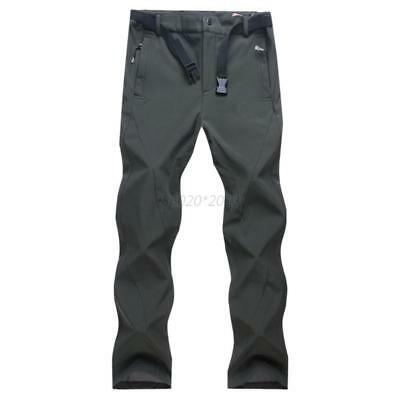 UK Men's Outdoor Hiking Quick Dry Breathable Stretch Trousers Sport Pants S-XXXL