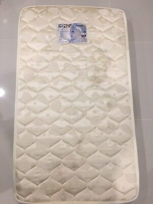 Tasman Eco Mattress 1310 x 750 x 120mm