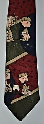 Peanuts Boy's Necktie Charlie Brown, Snoopy & Lucy See 10 Pictures.