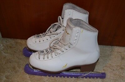 Graf 500 Ice Skates  with Guard
