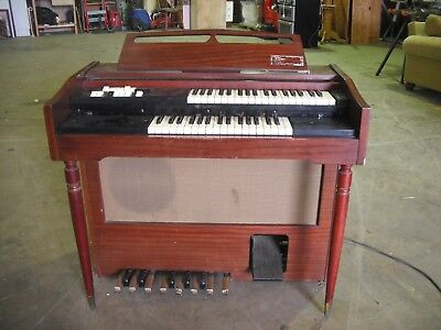 Vintage 1960's Lowrey Electric Organ