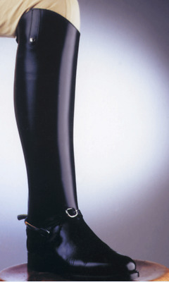 Riding Leather Gaiters - Adults