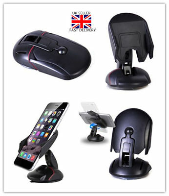 Universal Car Windscreen Dashboard GPS Mobile Phone Suction Mount Holder Stand