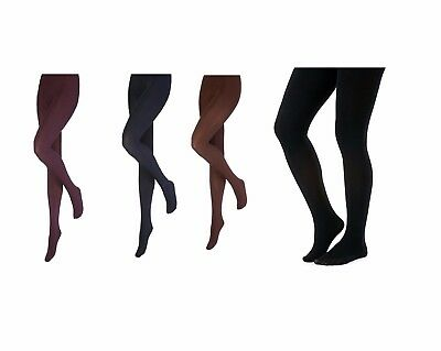 61432d02b Women s Thermal Tights Opaque Soft Warm Cosy Fleece Lined Winter Warm Tights