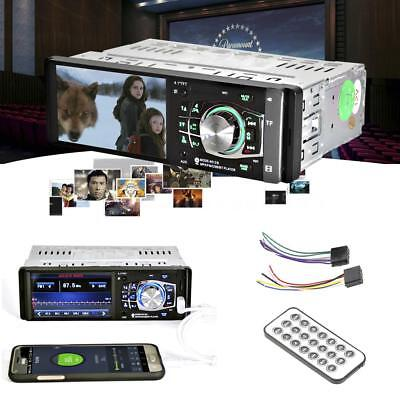 "1Din 4.1"" Car Stereo Radio MP5 Player Auto DSP Audio Control Stereo FM USB TF BT"
