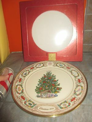 LENOX 1999 Limited Edition CHRISTMAS TREES AROUND THE WORLD ' Mexico '  PLATE c