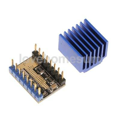 Ultra-silent LV8729 Stepper Stepping Motor Driver Board with Heat Sink
