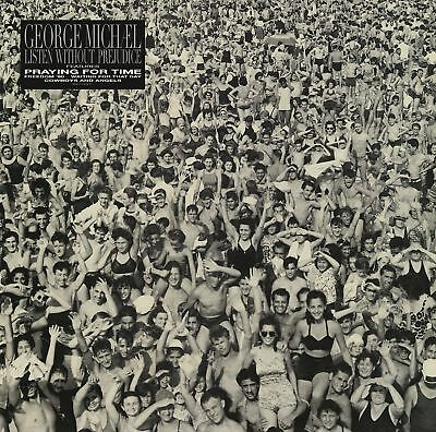 GEORGE MICHAEL - LISTEN WITHOUT PREJUDICE (180g LP Vinyl) sealed