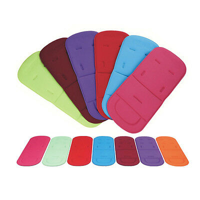 New Baby Childs Baby-buggy Stroller Pushchair Seat Soft Liner Cushion Mat Pad t5
