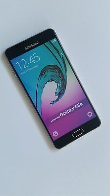 Samsung Galaxy A5 2016 in Gold Handy Dummy Attrappe  Non Working  Display Model