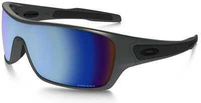 Oakley Sunglasses TURBINE ROTOR Steel Frame Prizm Deep H2O Polarized Lens