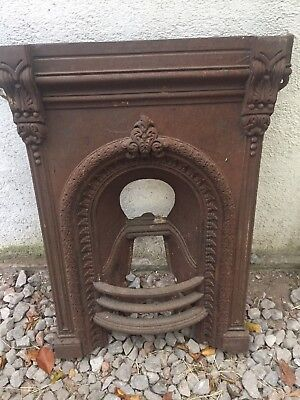 cast iron fireplace for refurb