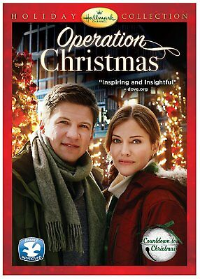 OPERATION CHRISTMAS   (Hallmark Movie)  -  DVD - Region 1
