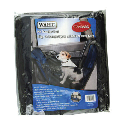 Wahl Pet Car Seat Cover With Mesh Side