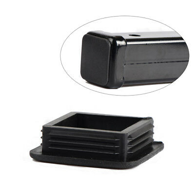 1pc Universal Class III IV 2'' Black Car Hitch Receiver Cover Cap Dust Protecter