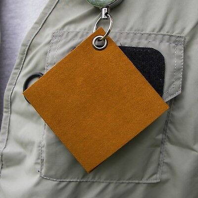 Chalk Fly Drying Patch - Dry Fly Fishing