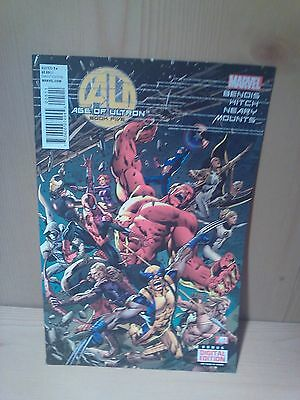 Marvel  Age of Ultron  Book Five