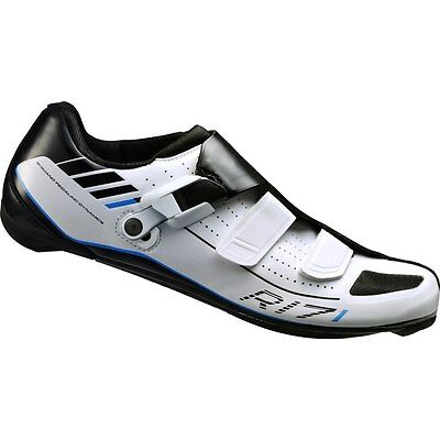 New Shimano SH-R171 Road Race Carbon Shoe Full Featured Light Weight Performance
