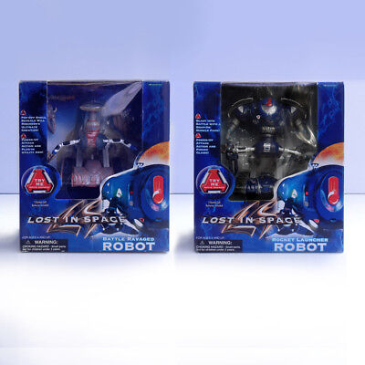 Lost In Space Movie Robots - Boxed