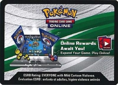 50 NEW XY Evolutions Codes Pokemon TCG Online - IN HAND NOW - EMAILED