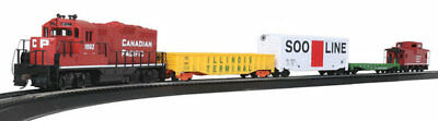 Walthers - Trainline� Ready-for-Fun Train Set -- Canadian Pacific - HO
