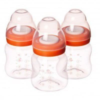 Mothers Milk Storage Containers 8 oz. 3 Count Pack 10-0012 Qty 3 Per Package by