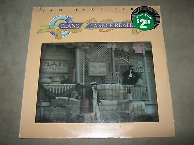VAN DYKE PARKS Clang of the Yankee Reaper RARE SEALED New Vinyl LP 1975 BS-2878