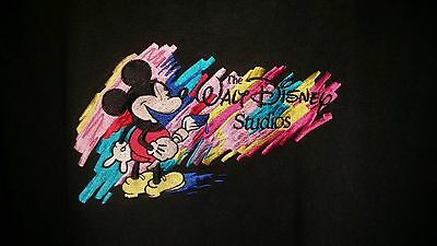 Walt Disney Studios Mickey Mouse Promotional Jacket  Embroidered