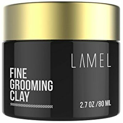 Best Molding Creme For Strong Hold Matte Finish - No Shine Hair Product For Clay