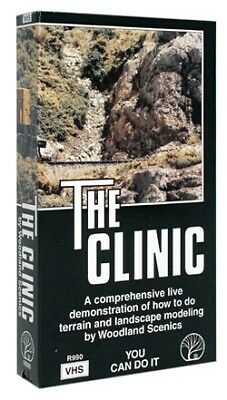 Woodland Scenics - The Clinic (VHS)  - R990