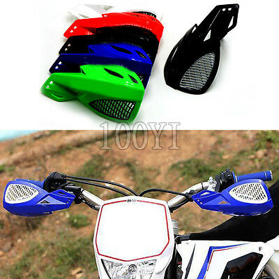 Motorcycle Hand Guards Handguards W/Mount Kit 2016 Dirt Bike ATV MX Motocross