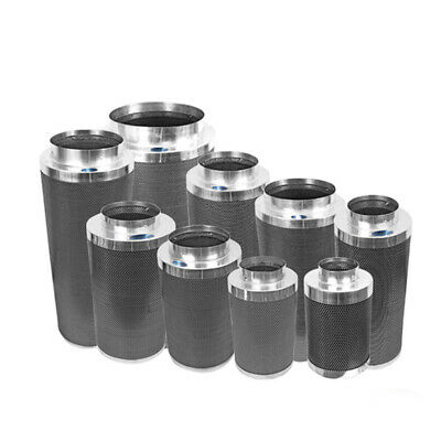 "Phresh Carbon Filter- Size: 4"" 6"" 8"" 10"" 12"" Inch 