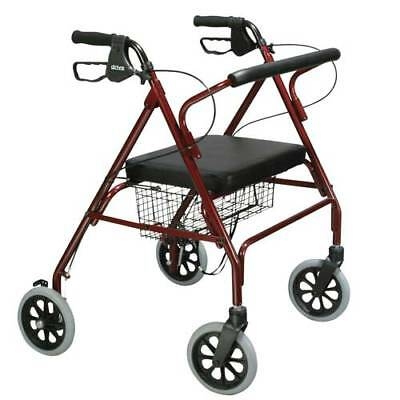 Wheelie Walker | Walkers | Mobility | Wheeled Seat | Assorted Styles and colours