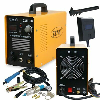 Plasma Cutter 50AMP CUT-50 Digital DC Inverter 110-220V Cutting Machine NEW TK