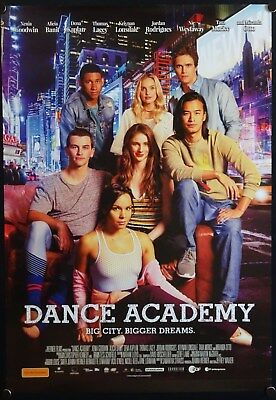 Dance Academy (2017) Australian One Sheet