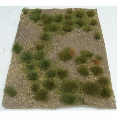 "JTT Miniature Tree-Wild Grslnd 5x7"" Sheet"