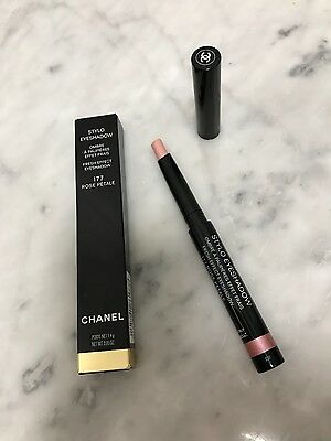 Chanel Stylo Eyeshadow - 177 Rose Petale Ombretto Effetto Fresco