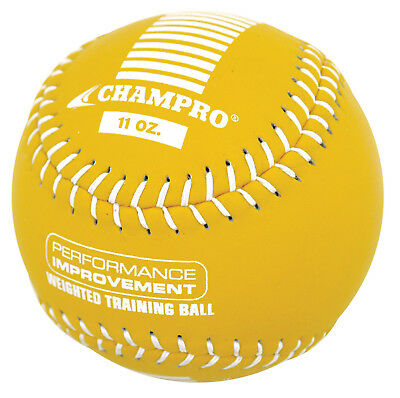 Champro Weighted Training Fastpitch Softball - 11 oz