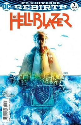 Hellblazer #1 DC Rebirth Variant Cover B by John Cassaday