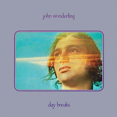 JOHN WONDERLING - Day Breaks. New LP + Single + Gatefold + sealed ** NEW **